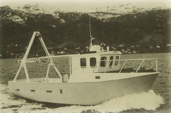 Siv Hege - Servogear first delivery in 1974