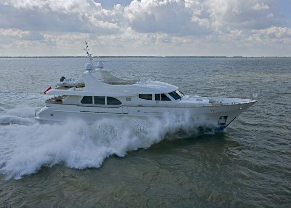Most innovative Yacht - 2007 - Servogear CPP