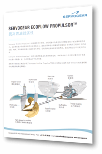 Servogear Ecoflow Leaflet - Chinese