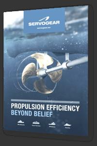 Servogear Controllable Pitch Propeller (CPP) concept - Brochure