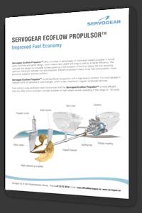 Servogear Ecoflow Propulsor - Leaflet - English