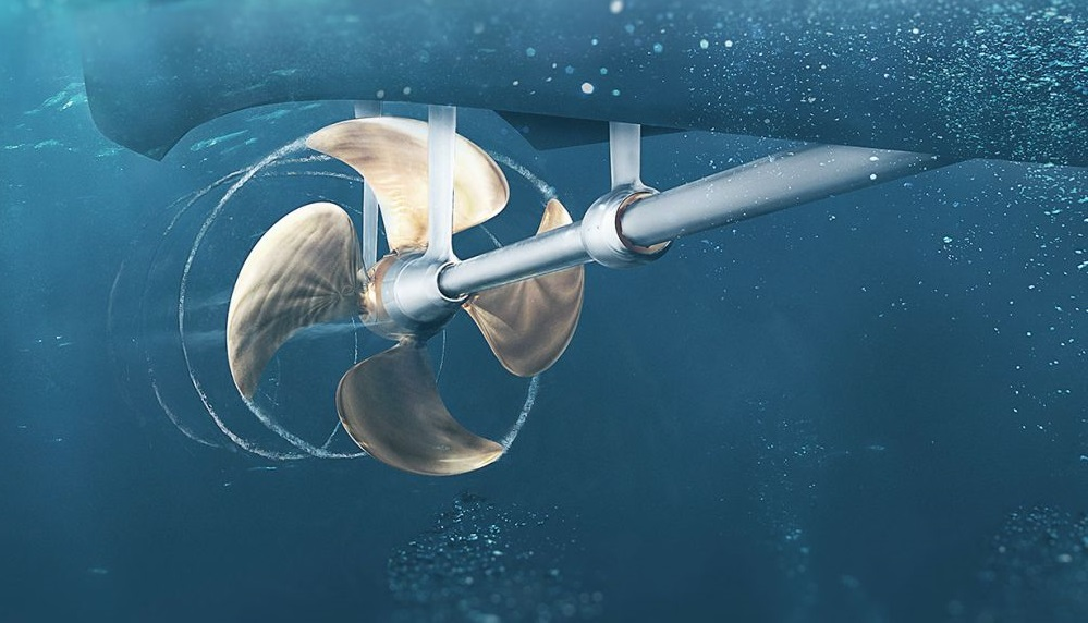 Controllable Pitch Propeller (CPP)