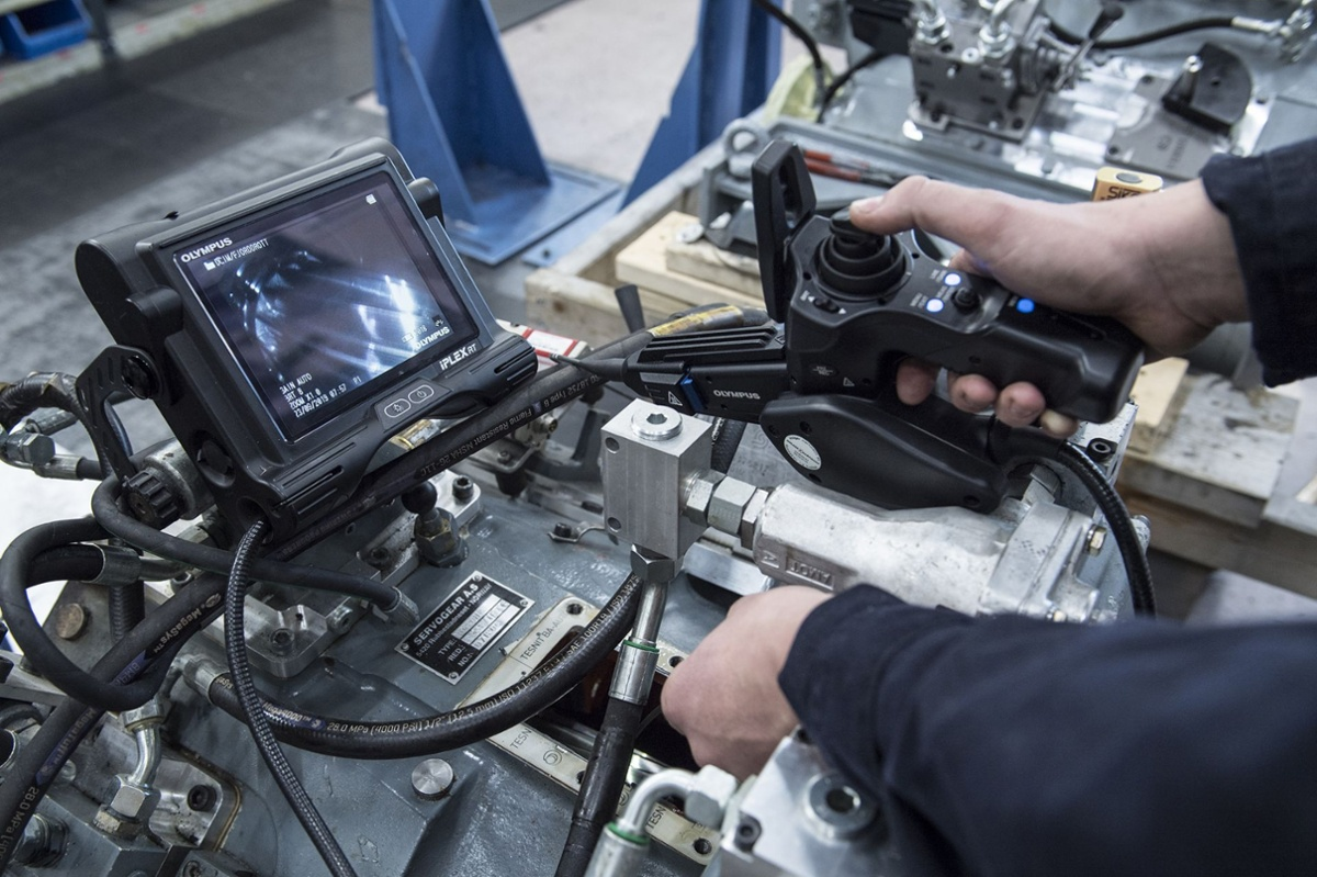 Camera inspection safeguards your gearbox 2-1