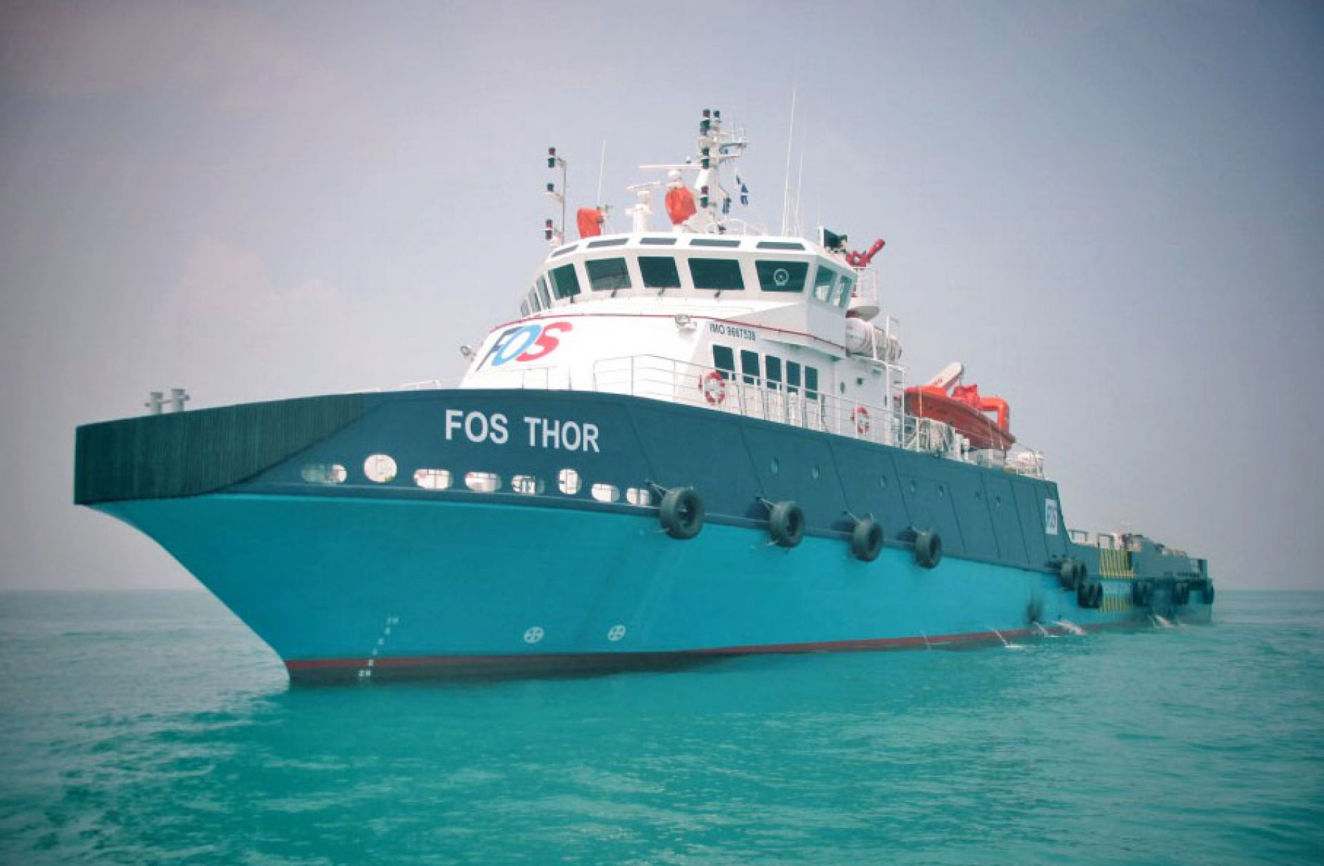 FOS Thor - Servogear Ref